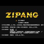 【PCE】ZIPANG(ジパング)【ゲーム紹介】